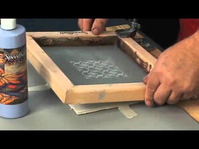 Screen Printing on Tiles