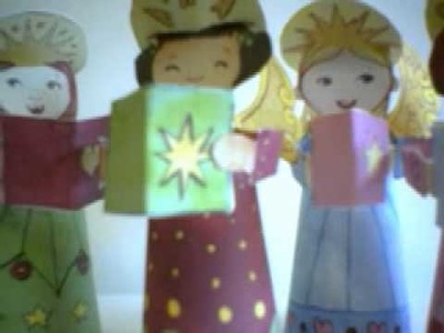 The Toymaker's Christmas: Paper Toys That You Can Make Yourself