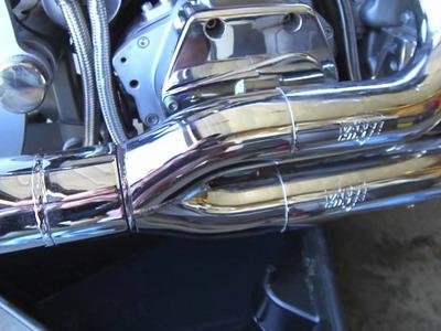 Transmission oil change DIY in your Indian or Harley Davidson Motorcycle