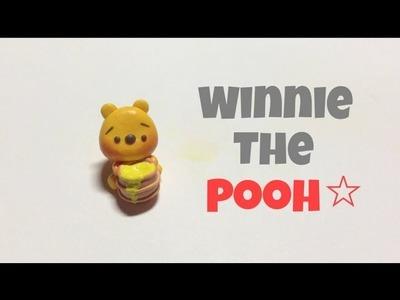 Tutorial : Polymer Clay Baby Winnie The Pooh