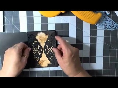 Card Making: Exquisite Cards Using Marianne Designs Creatable Dies