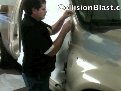 DIY Back Masking Tips How To Mask Doors When  (Painting Jambs) on Cars or Trucks