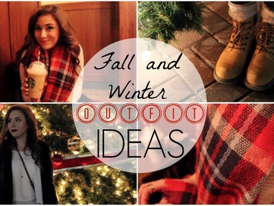 ☼ Fall & Winter Outfit Ideas ❄︎