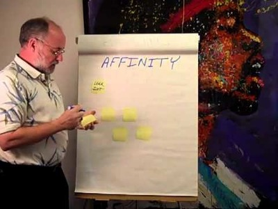 How to Create an Affinity Diagram
