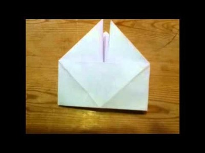 How to make a paper table