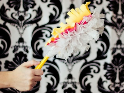 How to make a Washable Duster