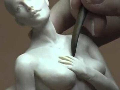 How to Sculpt A Sexy Lady in Polymer Clay