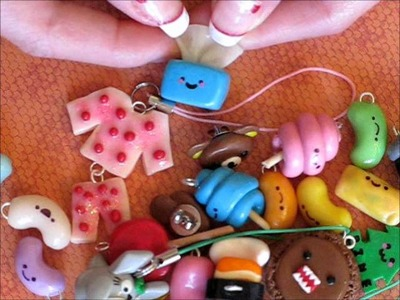 HUGE Polymer Clay Charm Update 12