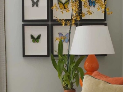 Interior Home Decorating with Wall Art