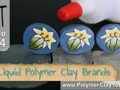 Liquid Polymer Clay - 3 Brands Compared
