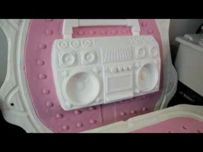 Making a plastic Boombox