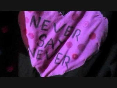 My Homemade Justin Bieber T-Shirt!!