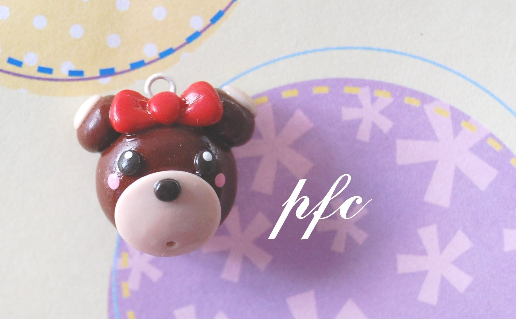 New Polymer Clay Charms! ♥