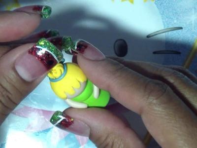 Polymer Clay Tinker Bell Chibi Tutorial!!