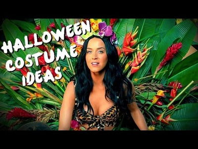Celebrity Halloween Costume Inspiration: Who to Dress Up As For Halloween 2013!