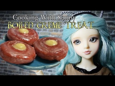 "[CWS] Polymer Clay Tutorial ""Skyrim Boiled Creme Treat"""