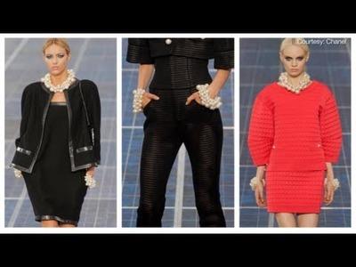 DIY Fashion   Chanel Pearl Bracelet   Fab How To
