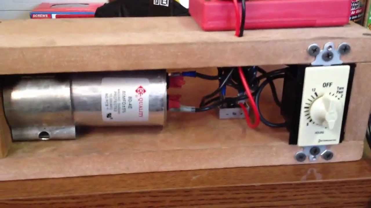 How to build a Capacitive Battery Charger (Part 2) DIY