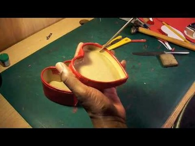 How to turn a 59¢ box into a $10 leather box!