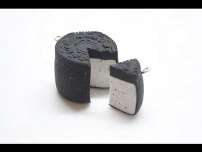 Polymer Clay Oreo Cake Tutorial
