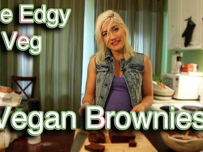 The Edgy Veg: Vegan Brownie Recipe