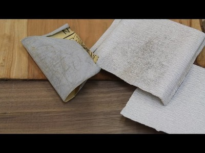 A bit about Sandpaper, Sanding and Finishing by Jon Peters