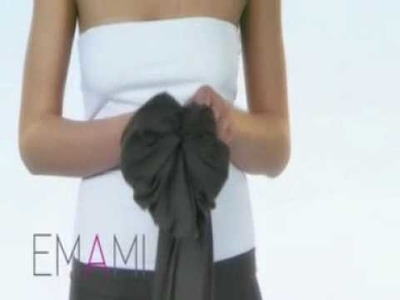 Emami - How To Wear The Limitless Dress