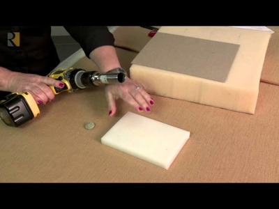 Foam Hole Cutter for Upholstery