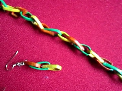 Handmade Rolled Paper Jewelry 1