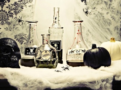 Home Decor: Halloween Edition ( Party Decorations)