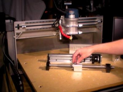 Homemade DIY CNC Series - Ballscrews and Backlash - Neo7CNC.com - Episode 2