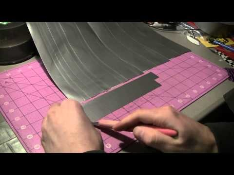 How to make a Duct tape Tie case!