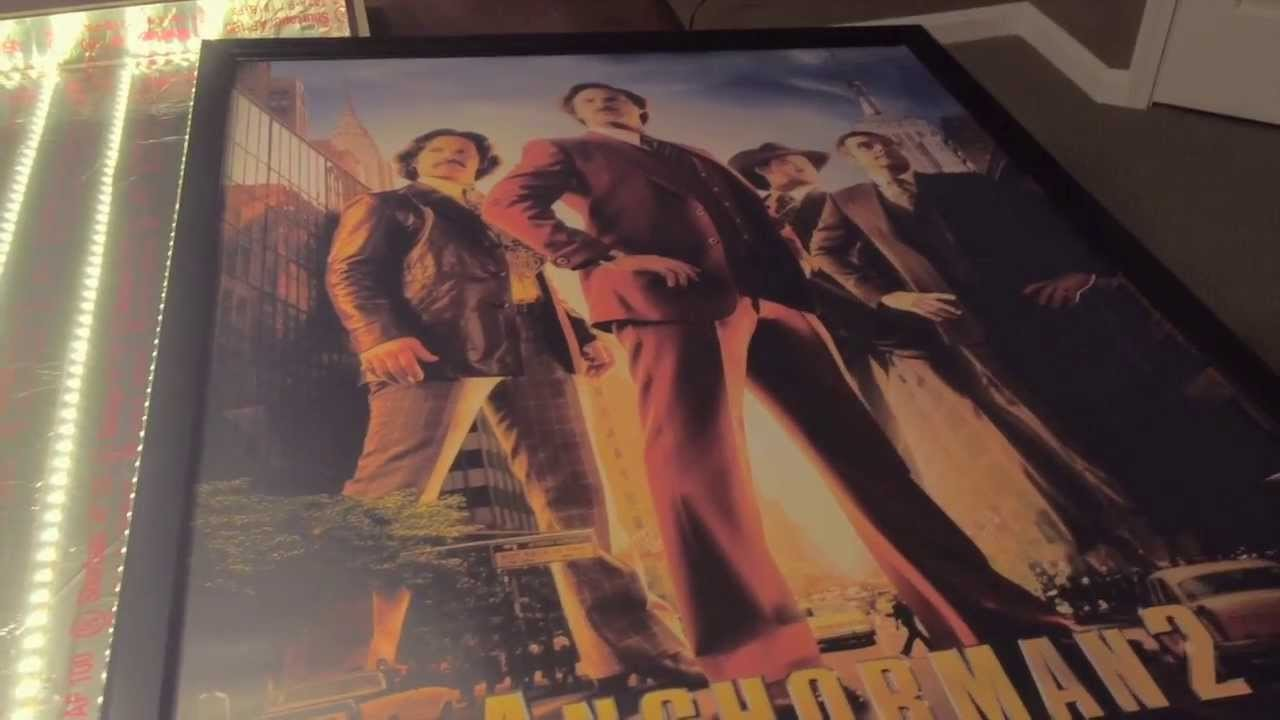 How to Make a Movie Poster Light Box Part 1