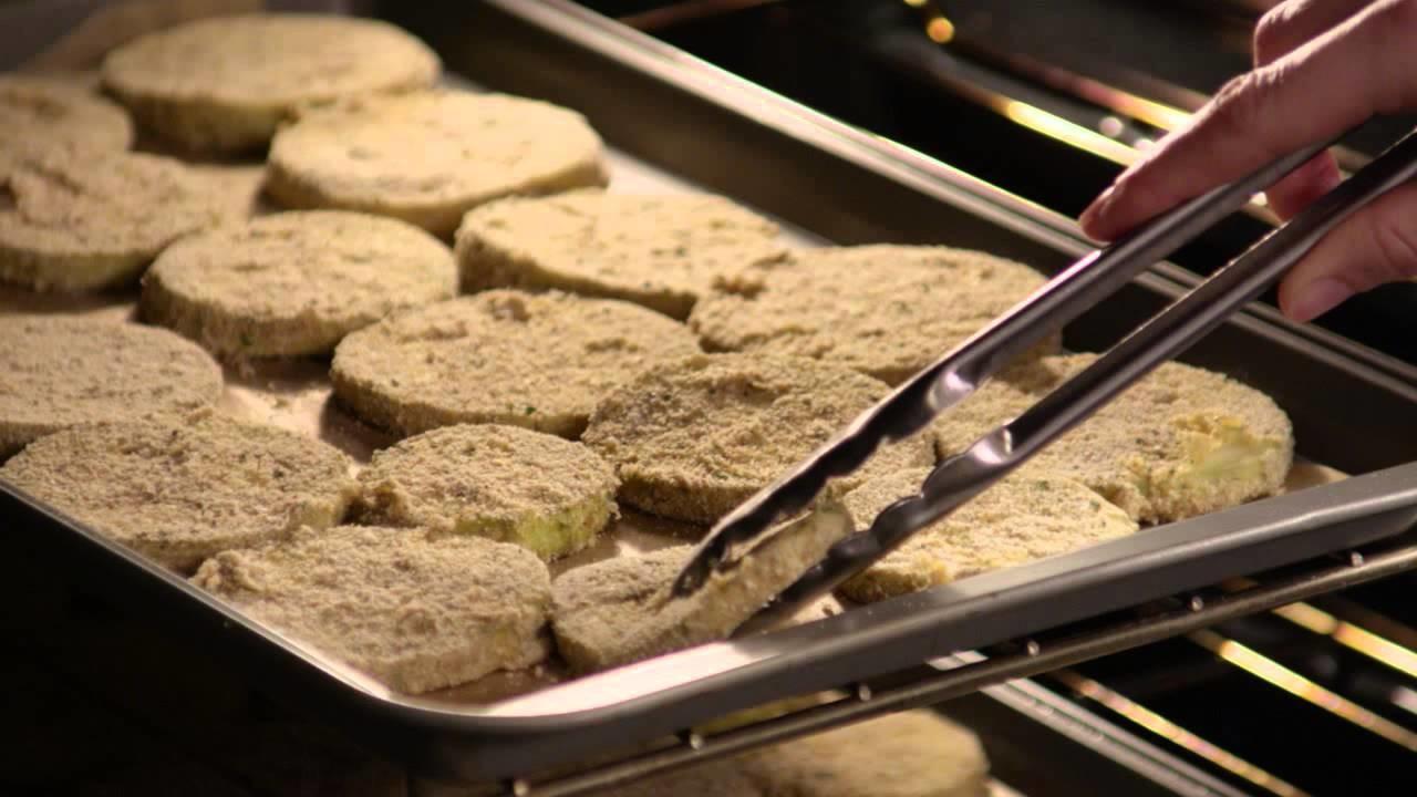 How to Make Baked Eggplant Parmesan