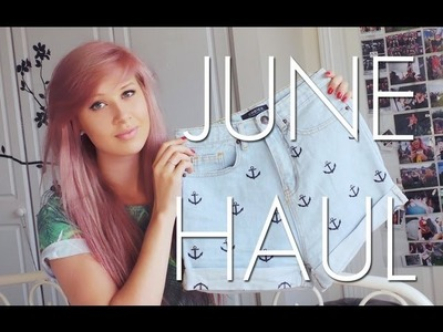 JUNE HAUL. Boohoo, Missguided, Thriftette, Choies, SheInside, Daisy Street