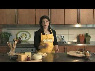 Make a Simple Cheese Platter With Chef Caroline McCann