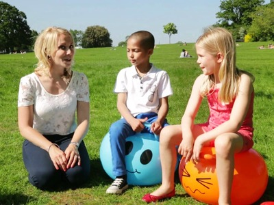 Playcation: Ideas for outdoor fun and games!