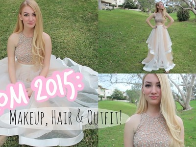 PROM 2015: Makeup, Hair & Outfit Inspiration!
