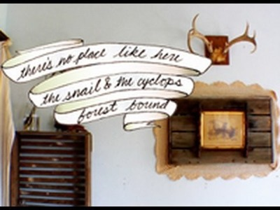 There's No Place Like Here: Forestbound & The Snail and .