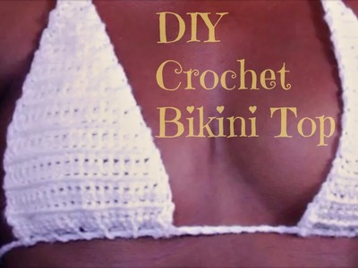 2| DIY | How To Make A Crochet Bikini Top (1)
