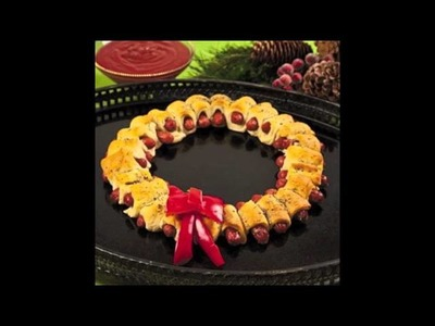 Best Christmas Party Snacks Ideas