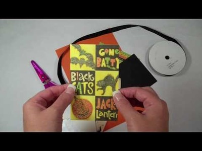 Episode 150 - Easy Halloween Card
