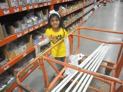 How to build a soccer goal .  by divya