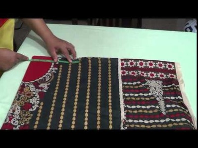 How To Cut Simple Kameez