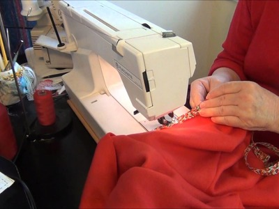 HOW TO MAKE HANNAH'S CLOSET HOODED CAPE FOR AG DOLLS