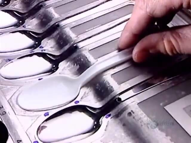 How to make  Plastic Cups and Cutlery {www downloadshiva com}