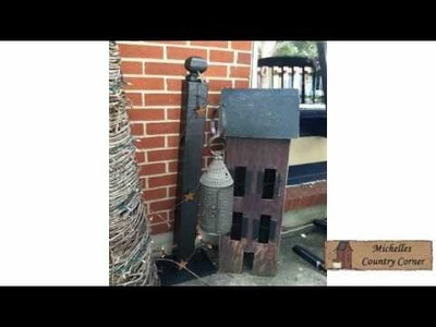 Lamp Post - Outdoor Country Decorating Ideas 2012