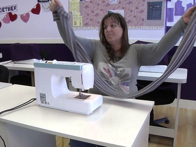 Learn2Sew - How to Video - Easy Sewing Project