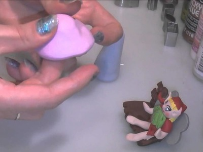 Polymer Clay Little Fairy Tutorial
