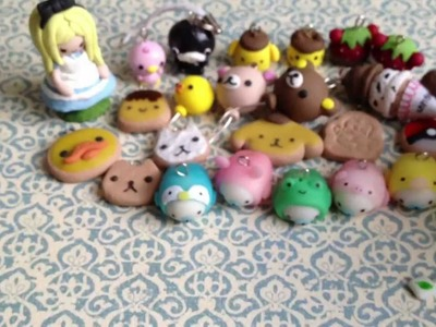 Update #5- Polymer Clay, Cold Porcelain, Plush, Daiso